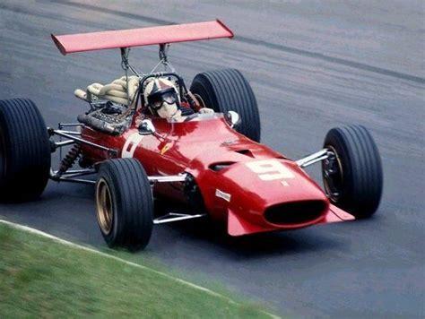Also we see a 250 gt swb competizione ans more. Chris Amon, Ferrari 312, #9, (RET-accident) Italian GP ...