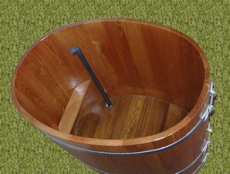 Holzzuber Selber Bauen by Sauna Tauchbecken Holzzuber L 228 Rche Oval