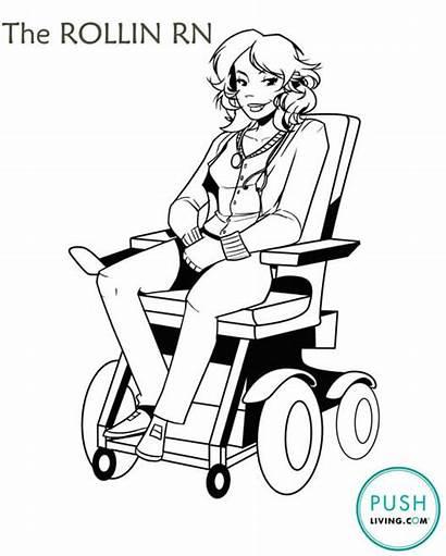 Pressure Sore Wheelchair Rn Rollin Pushliving Score