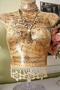 diy dress form the graphics