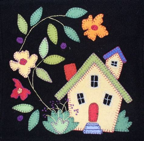 Felt Applique Patterns by 64 Best Sewing Crafts Images On Appliques