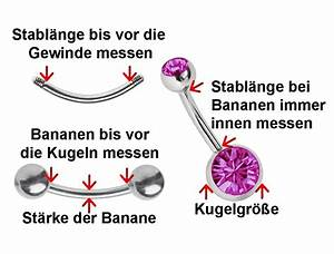 Gerät Zum Messen Der Länge : piercings richtig messen so messen sie piercings ~ Eleganceandgraceweddings.com Haus und Dekorationen