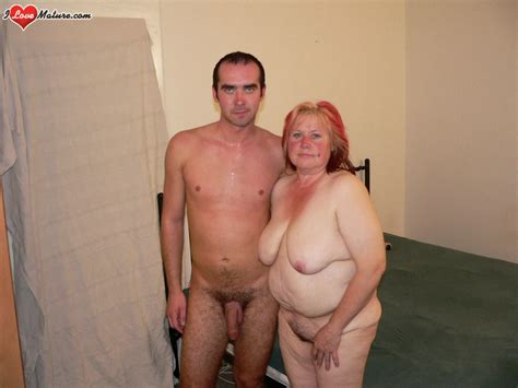 Young Men And Older Women Pose Naked After Having Sex