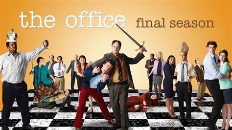The Office Season 9 poster • OfficeTally