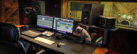 desk for digital artist gasoline alley digital recording studios tallahassee fl