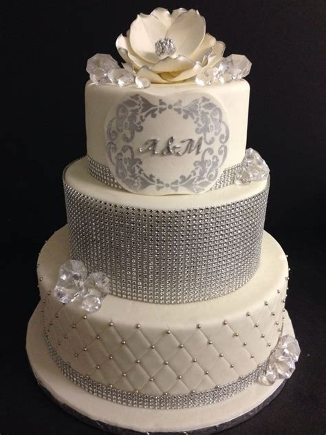 bling wedding cakes bling wedding cake wedding cakes