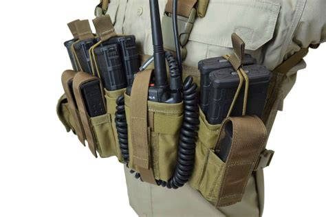 contractor chest rig bushido tactical