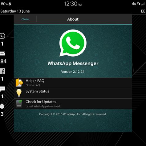 running 2 whatsapp accounts blackberry forums at crackberry