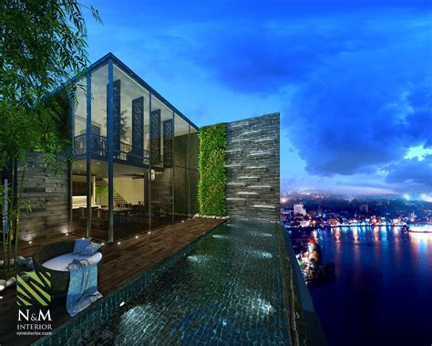 Modern : 5 Penthouses From 5 Different Parts Of The World