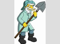 Gravedigger Billy Wikisimpsons, the Simpsons Wiki