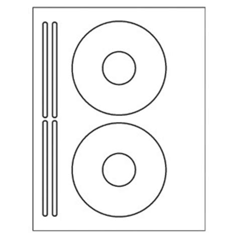 Free Avery Cd Label Templates by Free Avery 174 Template For Microsoft Word Cd Dvd