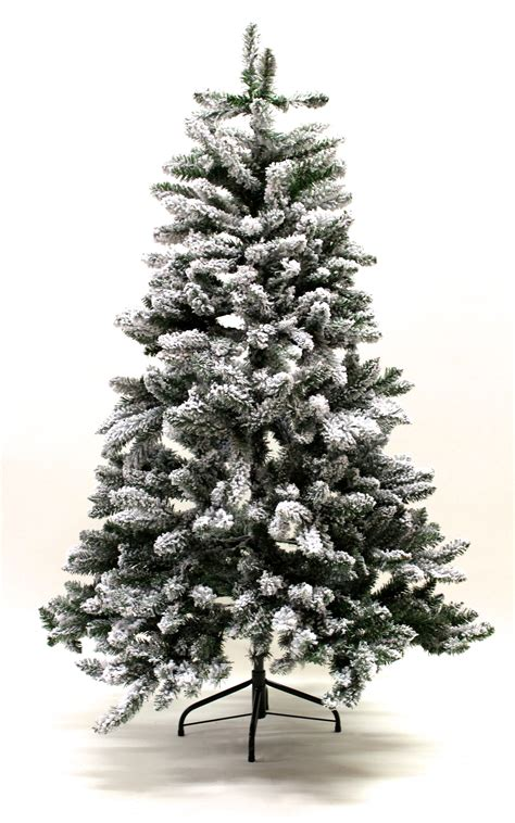 5ft Frosted Christmas Tree  Bav Events