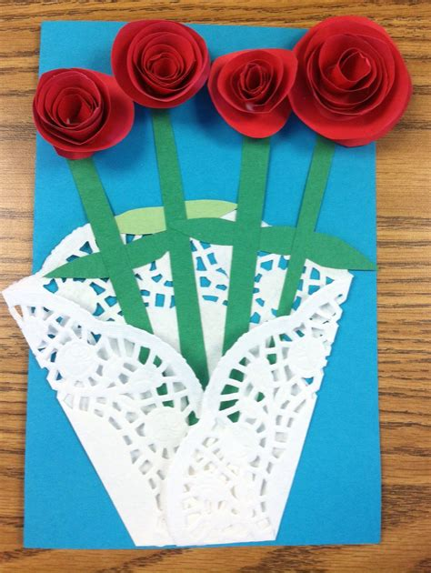 mothers day cards   grade mothers day crafts diy