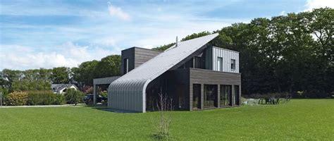 Fassadenverkleidung Zinkblech Kosten by Dacheindeckung Mit Titanzink Zink Eindeckung