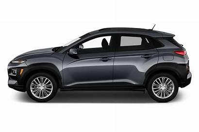 Hyundai Kona Suv Platform Side Face Debuts