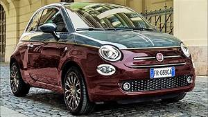 2019 Fiat 500 Collezione - Style And Technology