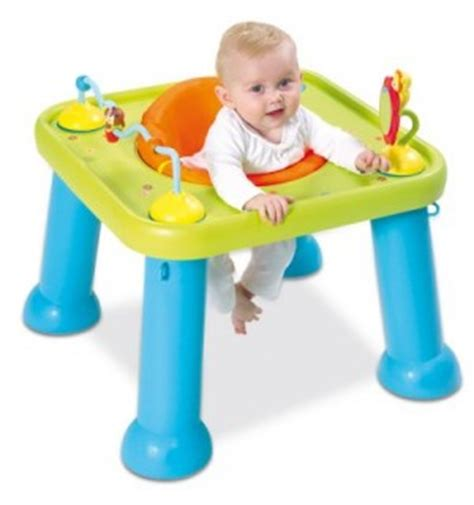 siege gonflable bébé smoby table siège d 39 activités éveil youpi baby cotoons smoby avis