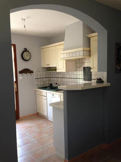 ot pour cuisine cuisine gris galet solutions pour la décoration