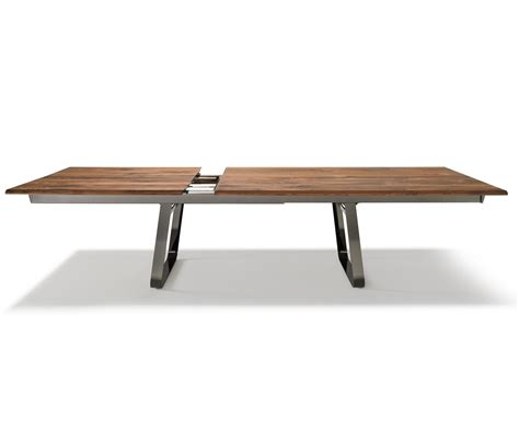Team 7 Tisch nox extension table dining tables from team 7 architonic