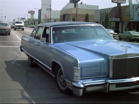 imcdborg  lincoln continental town car