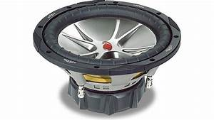 Kicker Compvr 05cvr102 10 U0026quot  Subwoofer With Dual 2