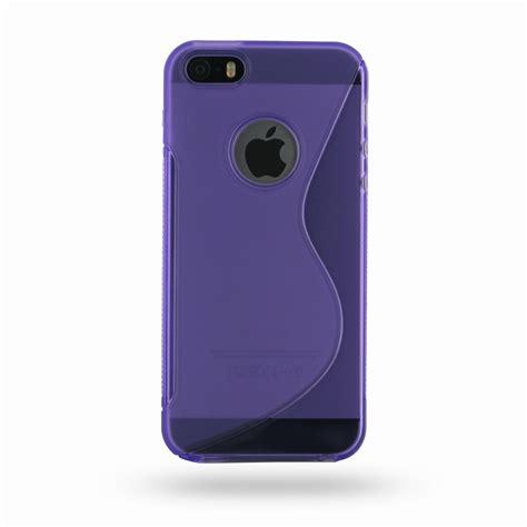 iphone soft case purple shape pattern pdair