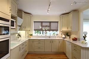 very small kitchen designs u shaped kitchen design ideas With small u shaped kitchen design ideas