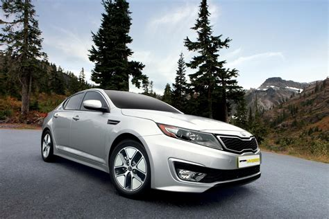 Kia Optima Hybrid 2011 Photo 64577 Pictures At High Resolution