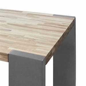 Esstisch Holz Edelstahl : esstisch rund holz edelstahl die neueste innovation der innenarchitektur und m bel ~ Whattoseeinmadrid.com Haus und Dekorationen