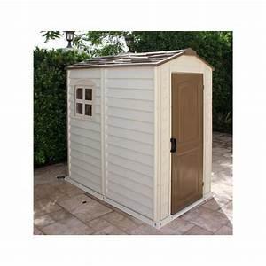 Abri De Jardin En Pvc : abri de jardin en pvc woodstyle premium 2 04m duramax ~ Edinachiropracticcenter.com Idées de Décoration