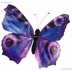 Deko Schmetterlinge Groß : deko shop schmetterling pvc lila blau tiere ~ Yasmunasinghe.com Haus und Dekorationen