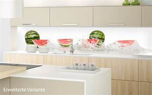 Küchenrückwand Auf Tapete Kleben : glasdruck saftige fr chte ~ Sanjose-hotels-ca.com Haus und Dekorationen
