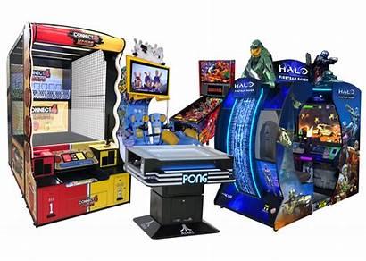 Arcade Games Machines Betson Equipmen Amusment Plan