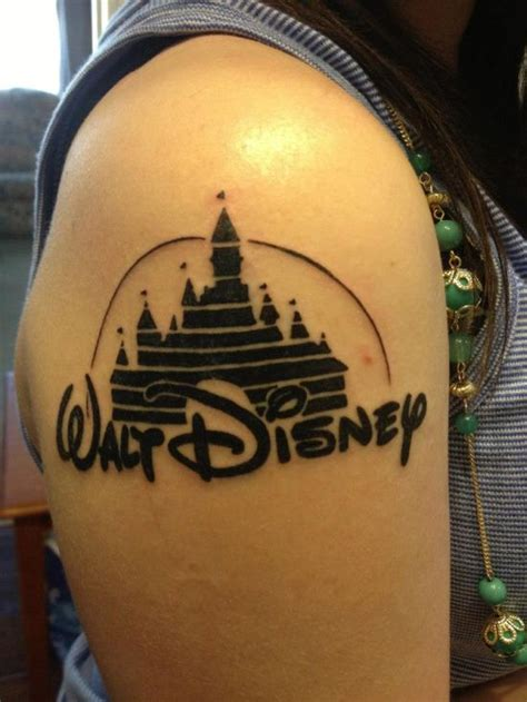 cute disney tattoos ideas