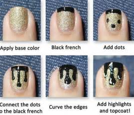 Easy step by scary halloween nail art tutorials for beginners