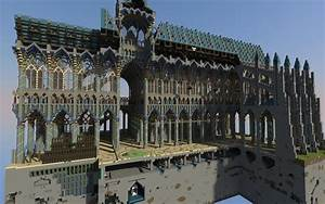 Gotische Fenster Konstruktion : minecraft cathedral google search minecraft medieval ~ Lizthompson.info Haus und Dekorationen