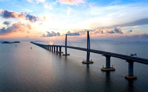 hong kong macau bridge the hong kong zhuhai macao bridge 8 key facts
