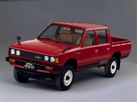 1980 Datsun Truck by Datsun 4wd Cab Jp Spec 720 06 1980 83