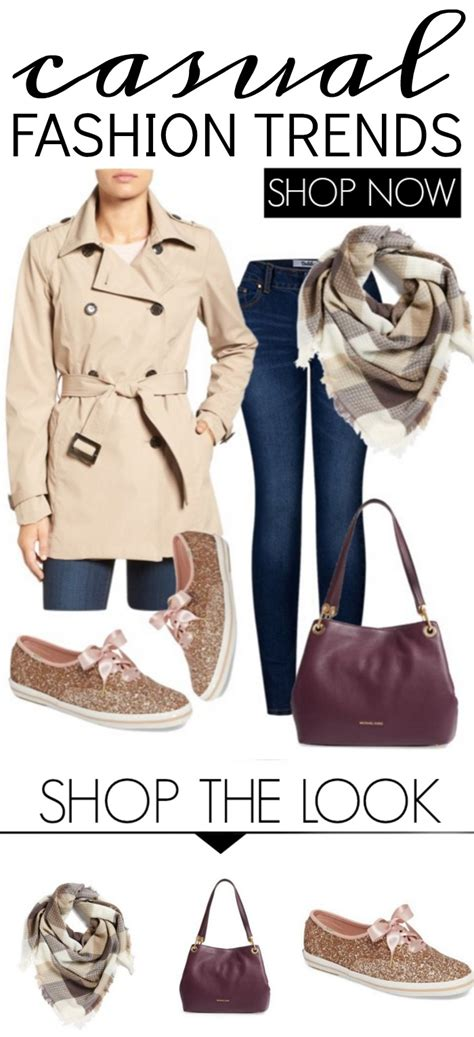 Casual Fall Fashion Trends
