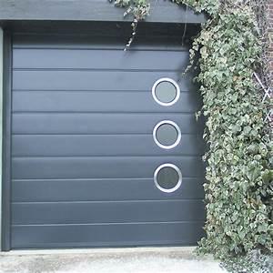 portes de garage sectionnelles portes sectionnelles With la toulousaine porte de garage sectionnelle