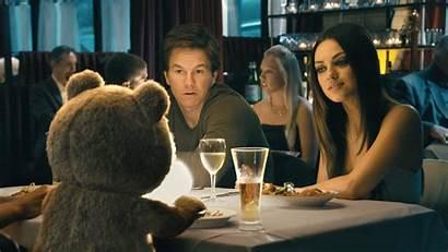 Ted Film Teddy Bear Much Bad Mila