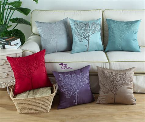 Sofa Pillow Sets Decorative Pillow Sets In Fresh Style