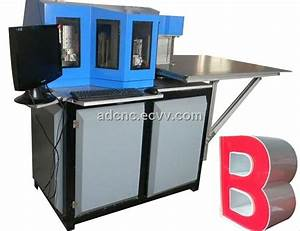 07 mm cnc channel letter bending machine purchasing With ez bender channel letter