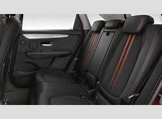 BMW 2 Active Tourer 2018 Abmessungen, Kofferraumvolumen