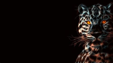 Animals 3d Wallpapers For Desktop - neon animals wallpapers wallpaper cave