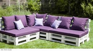 Sitzlounge Aus Europaletten : gartenmobel aus paletten ~ Whattoseeinmadrid.com Haus und Dekorationen