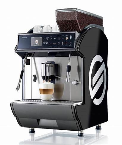 Coffee Machine Commercial Cappuccino Automatic Saeco Fully