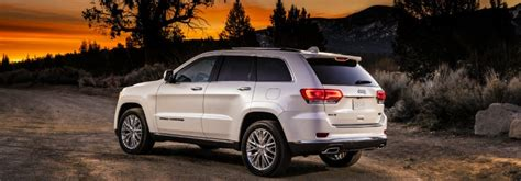 jeep grand cherokee exterior color options