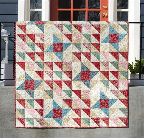 Quilt Kits by Friendship Quilt Kit By Marilyn Foreman Featuring