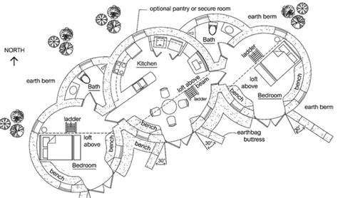 enviro earthbag dome  natural building blog